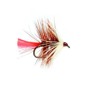 Hugo Watten Warrior Hackled Wet Fly (Size 12)
