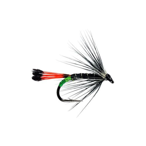 Hutchs Pennell Hackled Wet Fly (Size 12)