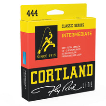 Cortland 444 Intermediate Ice Blue
