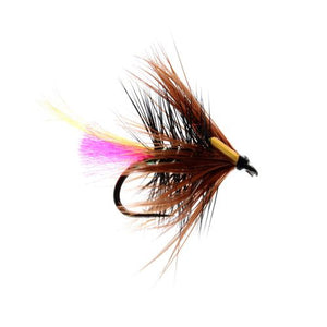 Lady Kate Hackled Wet Fly (Size 12)