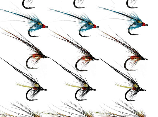Lower Water Summer Singles For Salmon, Grilse & Sea Trout