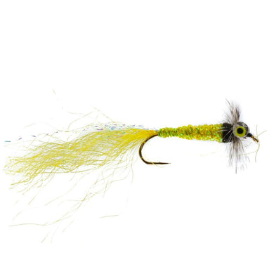 Perch Yellow Jig