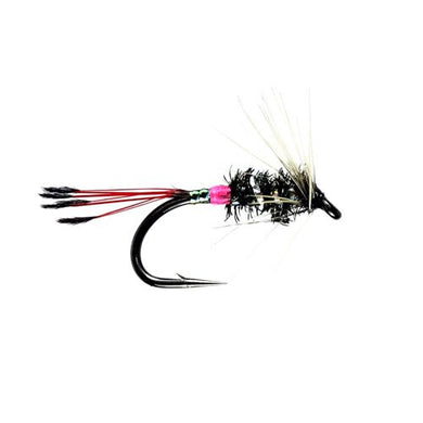 Peats Pennell  Hackled Wet Fly (Size 12)