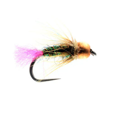 Pink Tag Tungsten Nymph Barbless