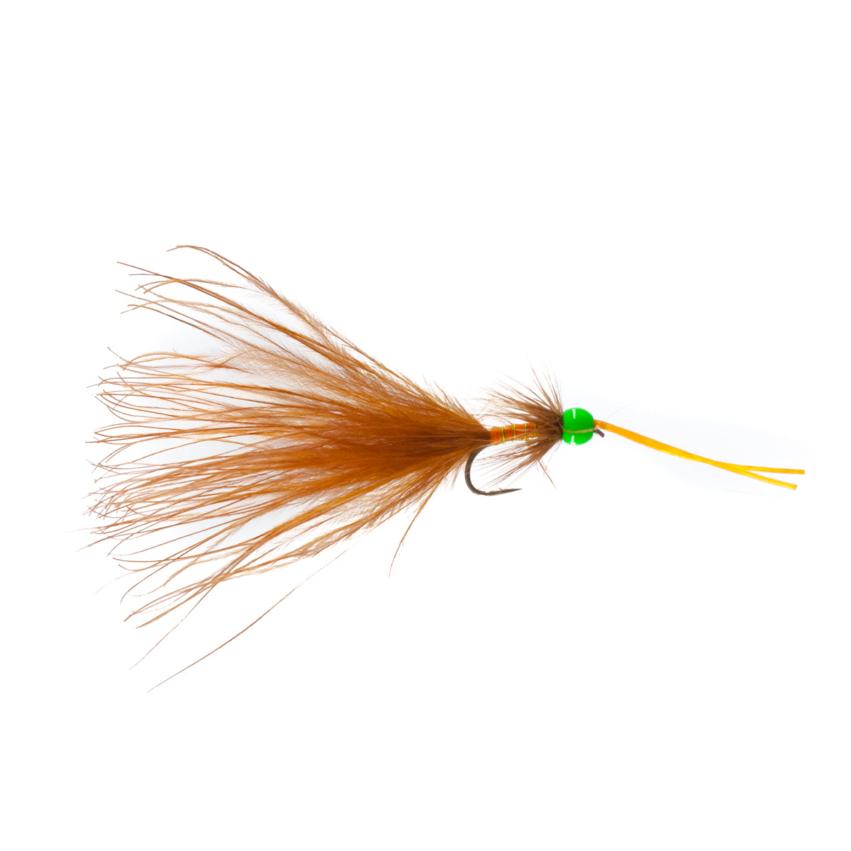 Kicking Damsel Fiery Brown (Size 10)