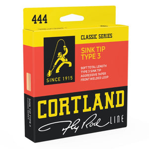 Cortland 444 Sink Tip Type 3