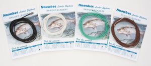 Snowbee Braided Leaders 5ft