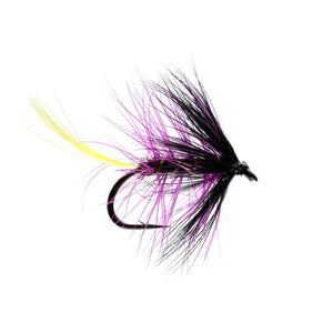 Stone Goat  Hackled Wet Fly (Size 12)