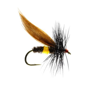 Welshmans Button Winged Dry (Size 14)