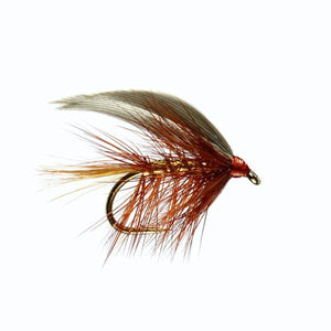 Wickhams Fancy Winged Wet Fly