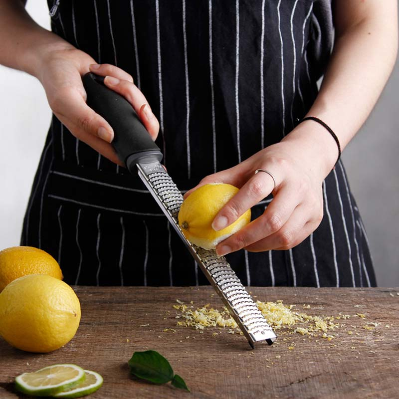 Stainless Steel Grater & Zester