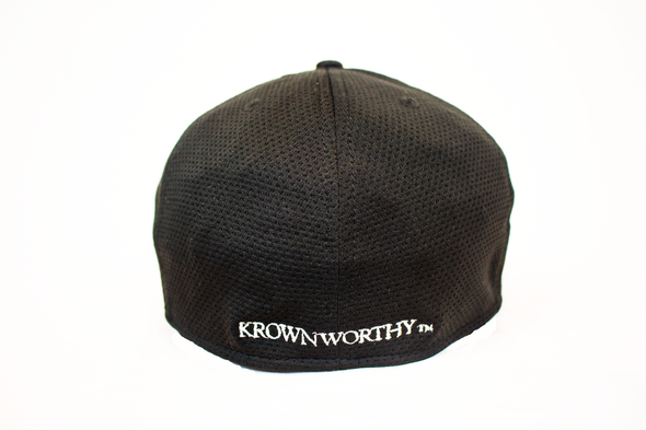 Krown Textured Mesh Hat - Krown Worthy