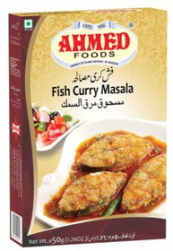 Ahmed Fish Curry Masala 50 gm