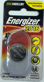 Energizer CR2016BP1