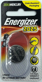 Energizer CR2025BP1 3V