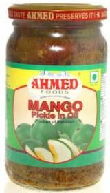 Ahmed Mango. Pickle 330gm