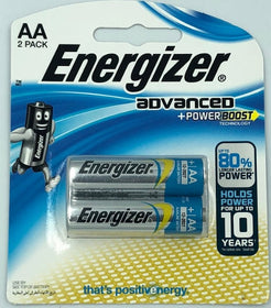 Energizer Advanced 1.5V AA