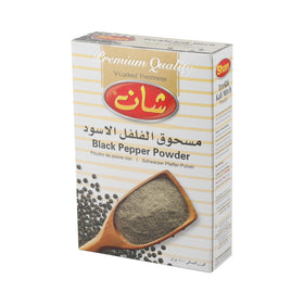 BLACK PEPPER POWDER (BOX) 72X100GM