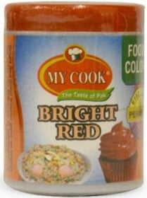 My Cook Bright Red