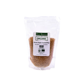 Organic Brown Sugar 400 gm