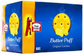 Butter Puff Half Rolls Box