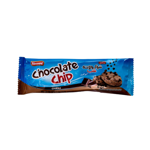Bisconni Chocolate Chip Single