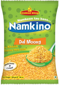 United King Dal  Moong 200 gm