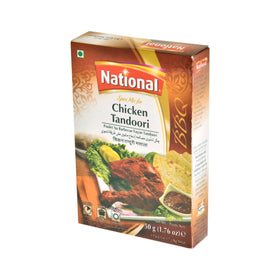 National Chicken Tandoori 50gm