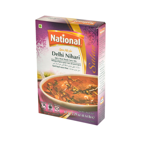 National Dehli Nihari 50 gm