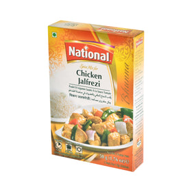 NATIONAL Chicken Jalfrezi 50gm