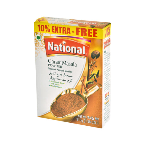 National Garam Masala Pwdr