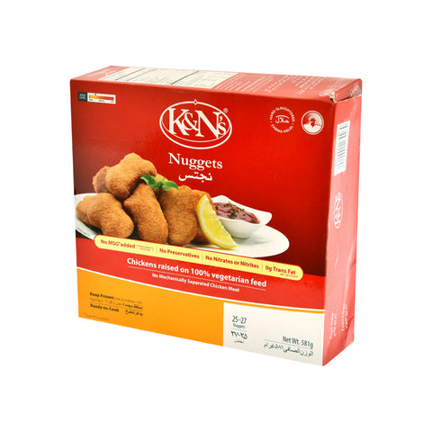 K&Ns Nuggets 581 gm