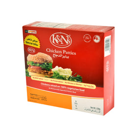 K&Ns Chicken Patties 558 gm