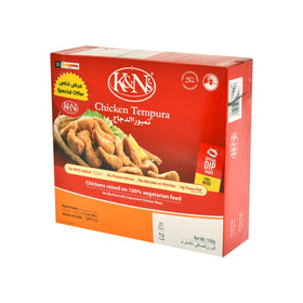 K&Ns Chicken Tempura 550gm