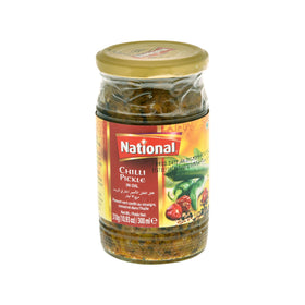 National Chilli Pickle 320gm