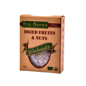 Organic Walnut Kernel 100 gm