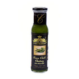 Chatkhar Green Chilli Chutney 300gm