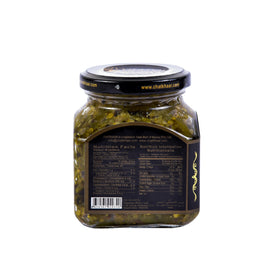 Chatkhar Green Olive Pickle 300 gm