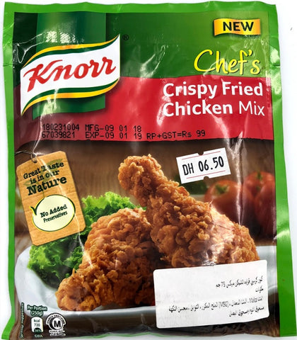 Knorr Crispy Fried Chicken Mix  75 gm