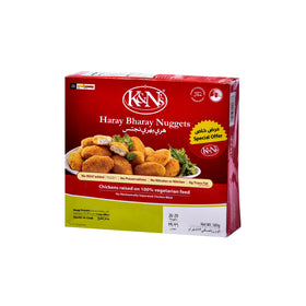 K&N Haray Bharay Nuggets 589 gm