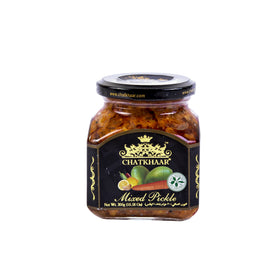 Chatkhar Mixed Pickle 300 gm