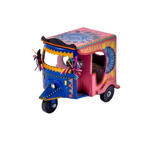 Leather Rickshaw