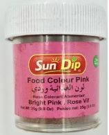 Sundip Food Colour Pink