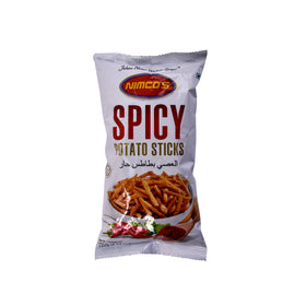 Nimco Spicy Potato Sticks