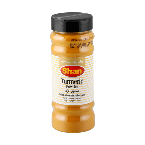 Shan Turmeric (Bottle) 190gm