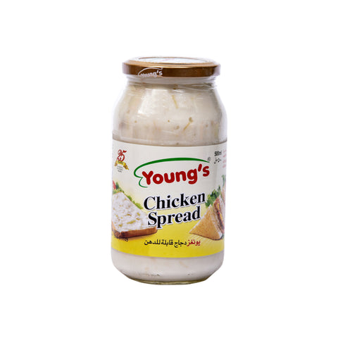 Youngs Chicken Spread  500 ML