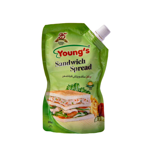 Youngs Sandwich Spread