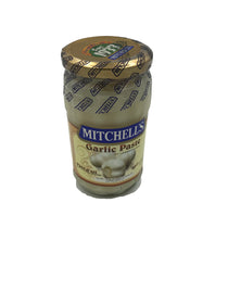 Mitchell's Garlic Paste 320gm