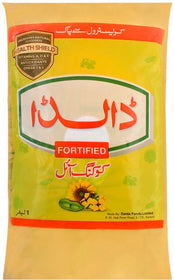 Dalda Fortified Cooking Oil 1 ltr