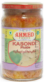 Ahmed Kasondi Pickle 330gm